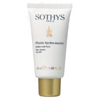 Fluide hydra-matité Sothys - Soin visage hydratant et matifiant peaux mixtes à grasses