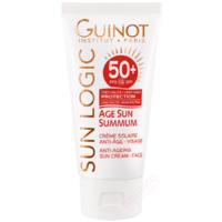 Âge Sun Summum SPF50+ Guinot - Crème solaire anti-âge visage - Sun Logic