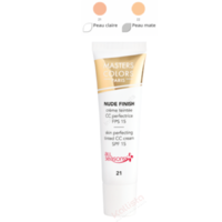 Masters Colors CC cream - Crème teintée perfectrice : Nude finish, 2 teintes au choix