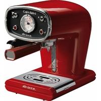 Ariete 1388R Rétro Machine à café Rouge