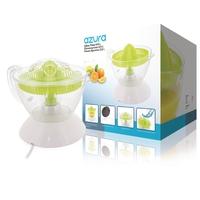 Azura AZ Appareils juice10Mix, 1presse citron, plastique, blanc/vert, 16,5x 16,5x 17,5cm