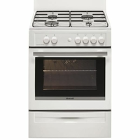 BRANDT - Cuisinieres tout gaz BCG 6600 W -