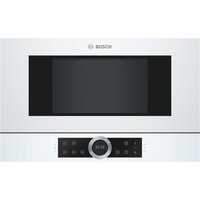 Bosch BFL634GW1 micro-onde - micro-ondes (Grill, Microwave, 50/60 Hz, 350 x 270 x 220 mm, 600 x 300 x 362 mm)