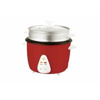 Naelia CGF RN521 NAE Cuiseur à riz avec Panier vapeur Rouge 1,5 L