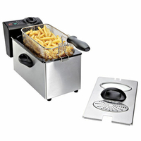 Domoclip friteuse DOM152 - 2100 W
