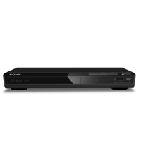 Sony DVP-SR370 B DVD-Player (Xvid-Widergabe, USB) schwarz