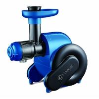 Naelia FPR-55801-NAE Extracteur de Jus Bleu Electrique 32,6 x 18,10 x 34 cm