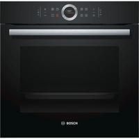Bosch HBG675BB1F four - fours (Moyenne, Intégré, Electrique, A+, Noir, Rotatif, toucher) [Classe énergétique A+]