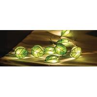 Guirlande Feuille 10 LED