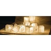 Guirlande Carrée 10 LED