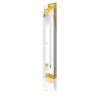Barre LED rigide linéaire facile à connecter, 50cm, blanc froid