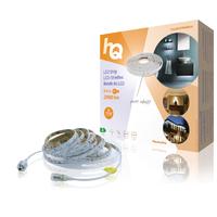 HQ LED bande de, autocollant, intérieur/extérieur, 2,900lm, 5m, blanc pur hqlseasypwindc