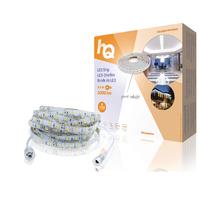 HQ LED bande de, autocollant, intérieur/extérieur, 5000Lm, 5m, blanc pur hqlseasypwinmn