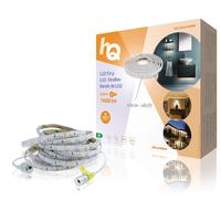 HQ bande de LED, 5m, chaud autocollant intérieur/extérieur, 1,600lm hqlseas ywwin