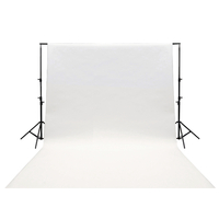 studio Backdrop 295 x 295 cm Blanc