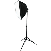 Kit Photo Studio Softbox 2x 70 W