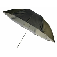 "Photo Studio Parapluie Ø 36 "" Noir / Blanc"