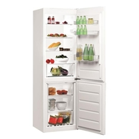 INDESIT - Refrigerateurs combines inverses LR 8 S 1 W -