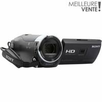 Sony HDR-PJ410 Camescopes Classique 1080 pixels Zoom Optique 30 x 2.51 Mpix