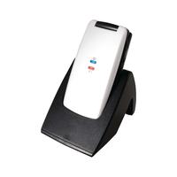 Téléphone mobile à clapet pour les séniors