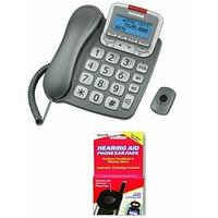 Téléphone fixe TF 591 COSI avec télécommande