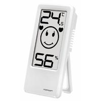 Thermomètre / hygromètre Intérieur Blanc