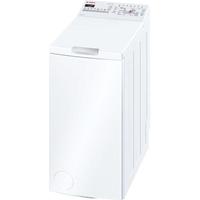 Bosch WOT24257FF Freestanding 7kg 1140tr/min A+++ Blanc Top-load machine à laver - machines à laver (Autonome, Charge supérieure, A+++, A, C, Blanc) [Classe énergétique A+++]