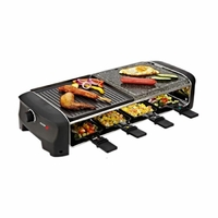 FAGOR RACLETTE GRILL 2 PLAQUES 1400W