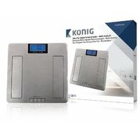 Pèse-personne ultra plat Konig HC-PS500N