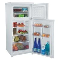 Candy CCDS 5122 W réfrigérateur-congélateur - réfrigérateurs-congélateurs (Autonome, Placé en haut, A+, Blanc, N, LED) [Classe énergétique A+]