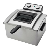 Friteuse professionnelle 5L Sogo FRE-SS-798