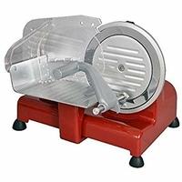 Kitchen chef - kcptr195r - Trancheuse électrique 110w 19.5cm