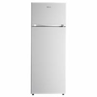 Haier HRFK-250DAA Autonome 166L 40L Blanc réfrigérateur-congélateur - réfrigérateurs-congélateurs (Autonome, Placé en haut, A+, Blanc, ST, 4*) [Classe énergétique A+]
