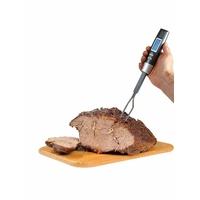 Kitchen Artist GS59 Fourchette à Viande avec Sonde Thermomètre de Cuisson