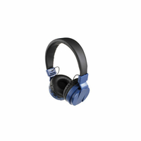 CASQUE AUDIO BLUETOOTH BLEU DOMOCLIP TES148B