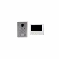 Interphone Kit Portier Vidéo Couleur Alcad KVS30421