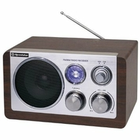Radio de table Roadstar HRA-1200/N