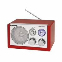 Radio de table Roadstar HRA-1200/RD