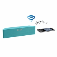 Clip Sonic Technology TES157V Haut-parleur Bluetooth Vert