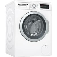 Bosch Serie 6 WUQ24408FF Autonome Charge avant 8kg 1200tr/min A+++-30% Blanc machine à laver - machines à laver (Autonome, Charge avant, Blanc, Gauche, LED, 2,1 m)