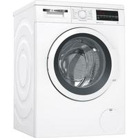 Bosch Serie 6 WUQ28418FF Autonome Charge avant 8kg 1400tr/min A+++-30% Blanc machine à laver - machines à laver (Autonome, Charge avant, Blanc, Gauche, LED, 2,1 m)