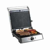 Domoclip - doc166 - Gril viande et panini 2000w 667cm²