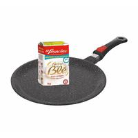 Poêle à crêpe Kaiser 24 cm avec 1 kilo de farine offert