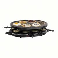 Appareil à raclette et mini-crêpes DOC188