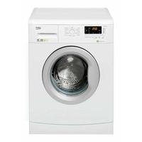 Beko WMB714330 Autonome Charge avant 7kg 1400tr/min A+++ Blanc machine à laver - machines à laver (Autonome, Charge avant, Blanc, Gauche, LED, 155°) [Classe énergétique A+++]