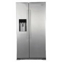 Haier HRF628IF6 - frigo américain (Autonome, Argent, Américain, A+, LED, SN, ST, Non) [Classe énergétique A+]