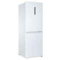 Haier C3FE632CWJ Autonome 311L A+ Blanc réfrigérateur-congélateur - Réfrigérateurs-congélateurs (311 L, SN-T, 12 kg/24h, A+, Nouvelle zone compartiment, Blanc) [Classe énergétique A+]