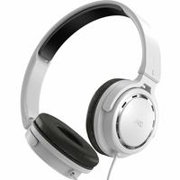JVC HA-S520-E Casque Audio Supra-Aural Pliable - Blanc