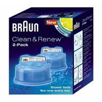 Braun 65331707 Recharge Double Nettoyant