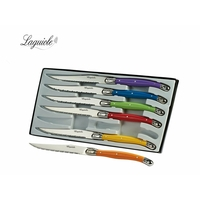 Laguiole L101 Set de 6 Couteaux